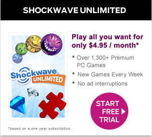Shockwave Unlimited!